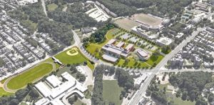 Capital Campaign: Aerial View of Campus (small)