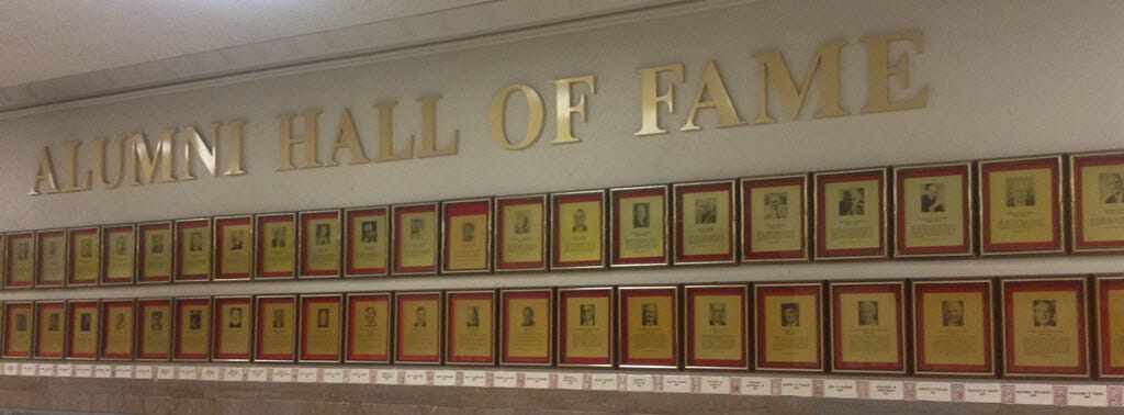 AACHS Hall of Fame