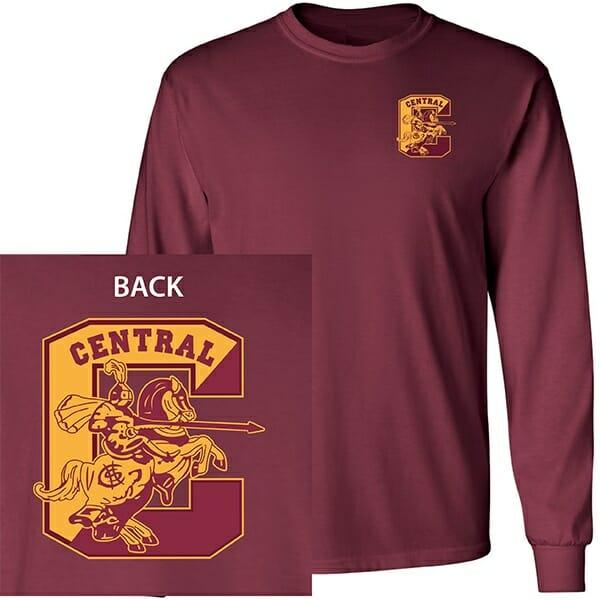 CHS gear shirt