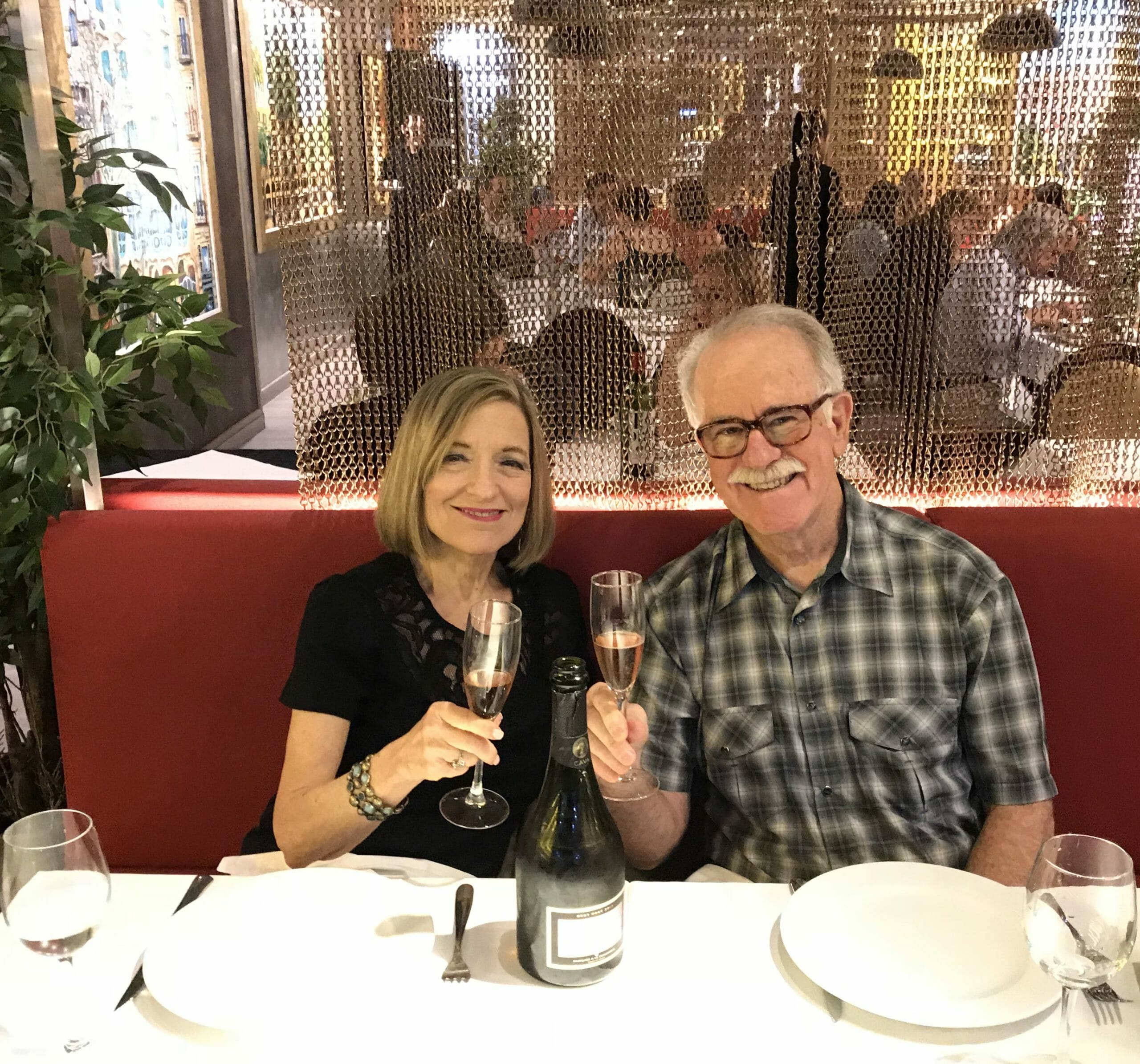 Steve (222) and Joyce Burnstein