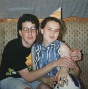 Yvonne Lutz (252) and Paul Jesiolowski (252)